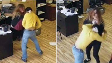 Photo of En video: mujer hispana trata de frustrar robo en Pomona