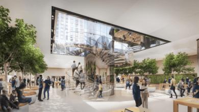 Photo of La iluminación natural es la clave para la remodelada Quinta Avenida de Apple. Tienda