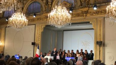 Photo of Macron anuncia una promesa de inversión de 5.000 millones de euros en etapa tardía por parte de inversores institucionales