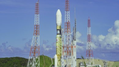 Photo of Vea el lanzamiento de la misión HTV-8 de JAXA a bordo de un cohete Mitsubishi Heavy Industries H-IIB en vivo
