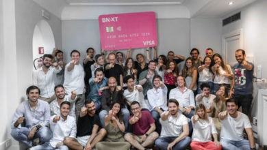 Photo of Bnext recauda $ 25 millones para su alternativa de banca móvil