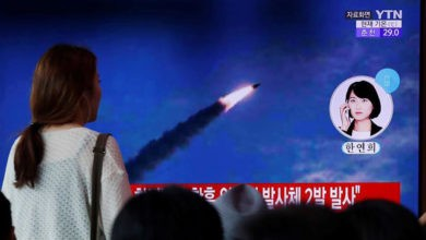 Photo of Corea del Norte lanza potente misil desde un submarino