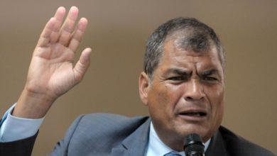 Niega Correa haya golpistas y pide elecciones anticipadas 5