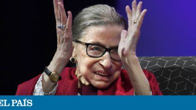 Photo of La juez Ruth Bader Ginsburg, galardonada con el premio de Filosofía y Cultura del Instituto Berggruen