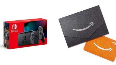 Photo of Compre el nuevo Nintendo Switch y obtenga una tarjeta de regalo de Amazon de $ 25 gratis