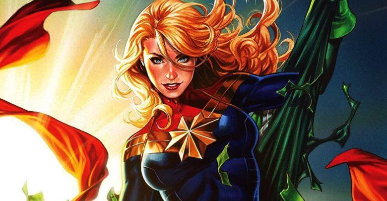 El Capitán Marvel ha vuelto oficialmente a PODER COMPLETO 1
