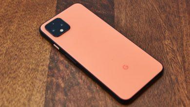 Photo of El Pixel 4 de Google da un primer paso inestable hacia el futuro