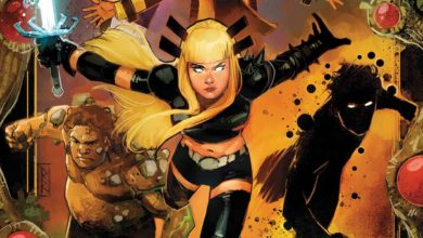 El reinicio de X-Men de Marvel envía a los NUEVOS MUTANTES al espacio 1