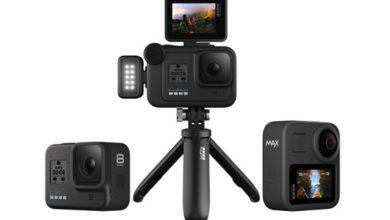 Photo of GoPro lanza nuevas cámaras de acción Hero8 Black y MAX
