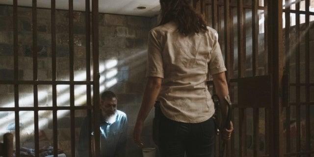 Jeffrey Dean Morgan se burla de otra confrontación de Negan y Maggie cuando Lauren Cohan regresa a The Walking Dead 1