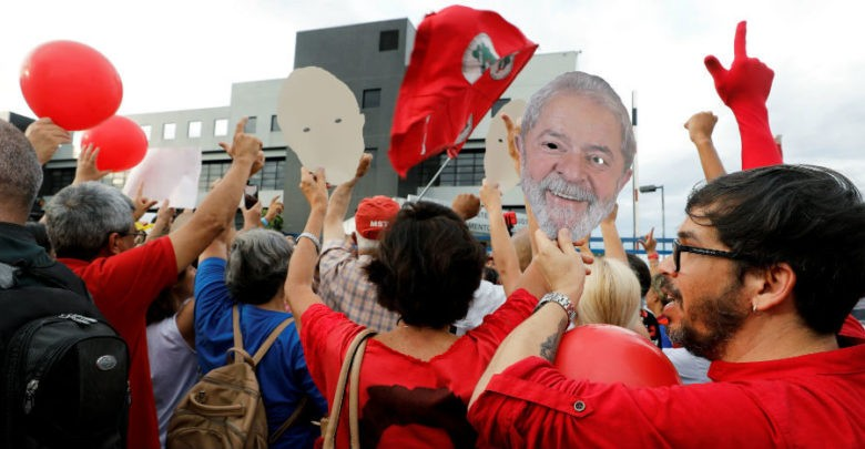 Lula da Silva recibe premio de derechos humanos
