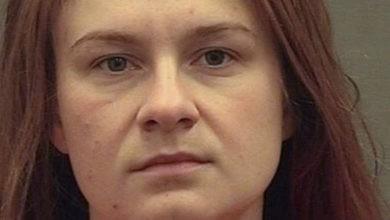 Sale de cárcel de EU la espía rusa María Butina; ya preparan su deportación
