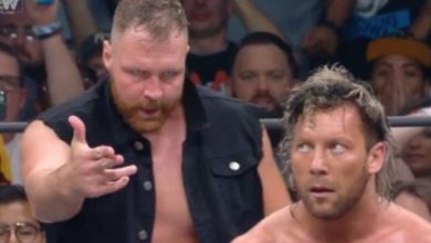 Tony Khan convierte a Jon Moxley contra Kenny Omega en AEW Full Gear en un partido no autorizado 6