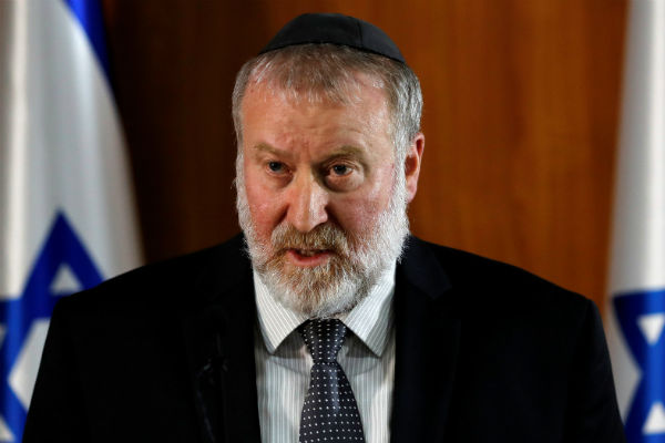 Acusan a Netanyahu por cargos de corrupción; es un intento de golpe de Estado, revira 1