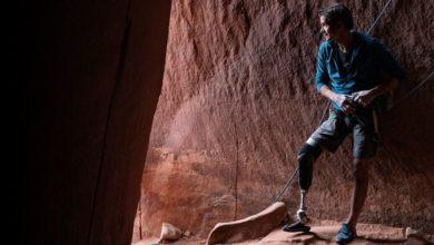 Photo of Cómo un diseñador creó una pierna protésica para escaladores