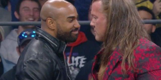 Chris Jericho vs. Scorpio Sky AEW World Championship Match reservado para AEW Dynamite la próxima semana 1