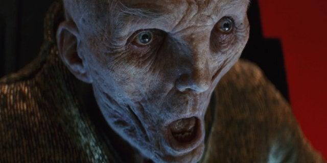 J.J. Abrams se rió cuando descubrió que el último Jedi mató a Snoke 1