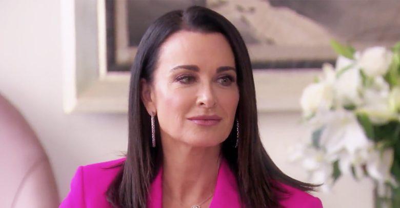 Kris Jenner puede aparecer en verdaderas amas de casa, dice Kyle Richards 1