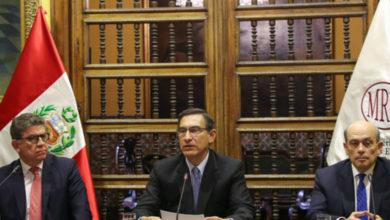 Perú presenta candidato para presidir la OEA