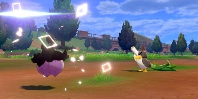 Pokemon Sword and Shield agrega un nuevo tipo de Pokémon brillante aún más raro 1