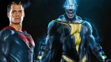 Productor de Black Adam abierto a Henry Cavill apareciendo como Superman 1