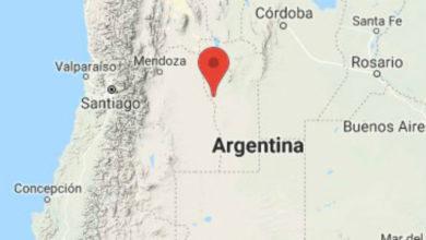Reportan sismo de magnitud 6.0 en Mendoza, Argentina | Videos