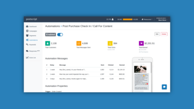 Postscript recauda $ 4.5M para ayudar a las tiendas Shopify a mantenerse conectadas con los clientes por SMS
