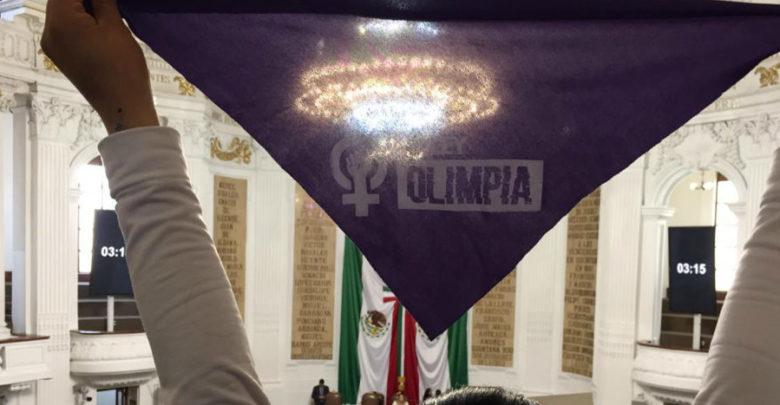 Aprueban Ley Olimpia en la CDMX 1