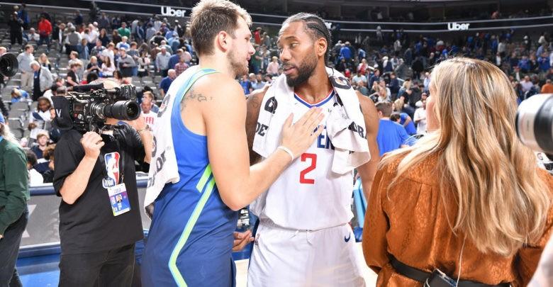 Clippers vencen a Mavs en duelo de equipos enrachados 1