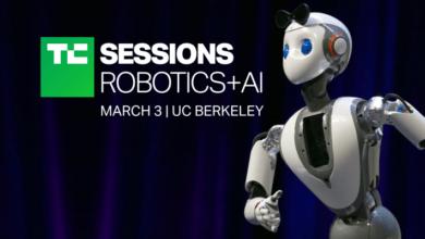 Photo of Compre una mesa de demostración en TC Sessions: Robotics + AI 2020 mientras pueda