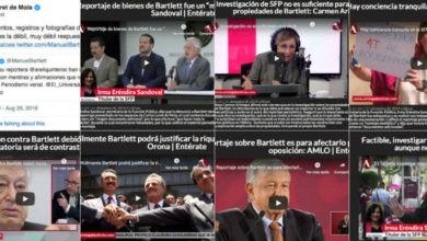 Photo of El caso Bartlett en Aristegui Noticias: cobertura, análisis y resultados de la investigación oficial