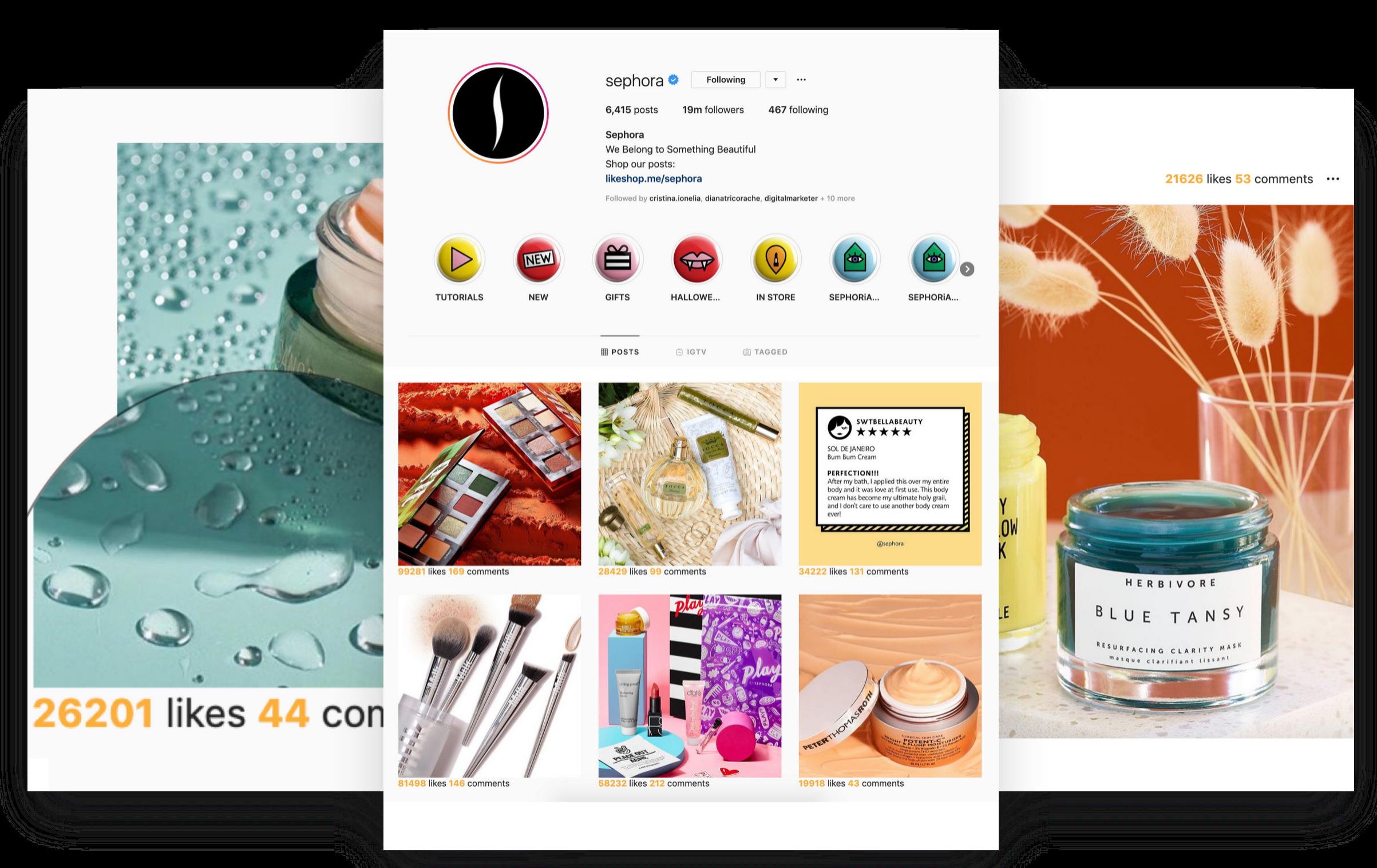 Esta extensión del navegador muestra los me gusta de Instagram 1