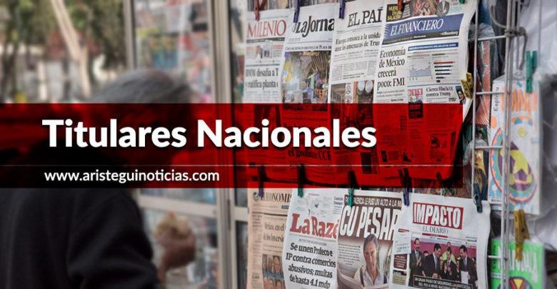 Inspecciones laborales atoran T-MEC y tambalea Trife a 'Ley Bonilla' y | Titulares 04/12/2019 1