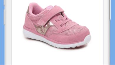 Photo of Jenzy de Filadelfia tiene una herramienta para dimensionar los pies de los niños y un mercado para comprarles los zapatos correctos