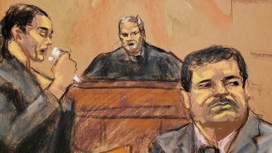 Photo of Juez que dictó cadena perpetua a 'El Chapo' Guzmán llevará caso de García Luna