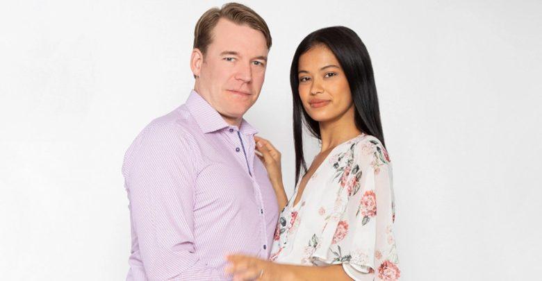 Juliana, la prometida de 90 días, estuvo casada antes de conocer a Michael 1