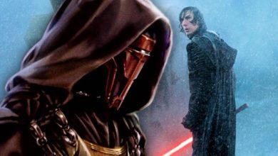Rise Of Skywalker hace oficialmente a Darth Revan Star Wars Canon 2