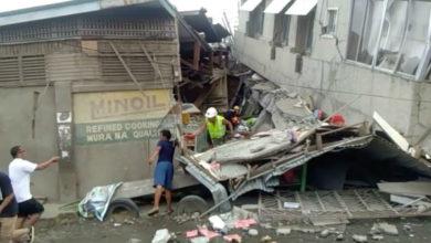 Terremoto de magnitud 6.8 en Filipinas deja al menos 4 muertos | Videos