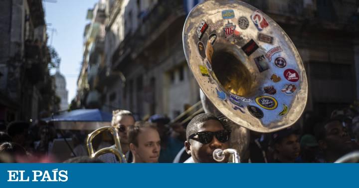 El jazz une en La Habana lo que Trump separa 1