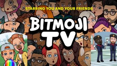 Photo of Snapchat lanza Bitmoji TV: divertidas caricaturas de 4 minutos de tu avatar