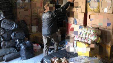 Asegura FGR más de 26 toneladas de pirotecnia y dos vehículos en Nuevo León 8