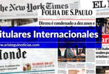 Photo of VOX logra ventaja y Cummings se niega a renunciar | Primeras planas del mundo 26/05/2020