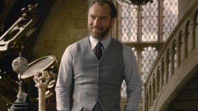 Photo of El autor de Harry Potter J.K. Rowling pasó 3 horas enseñando a Jude Law sobre Dumbledore
