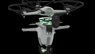 Photo of Este dron de seguridad autónomo está diseñado para proteger tu hogar