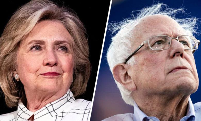 "Hillary Clinton: ""A nadie le gusta"" Bernie Sanders 1"