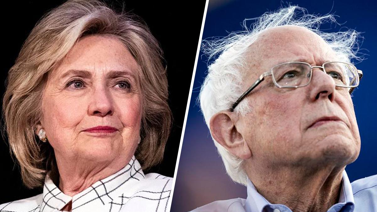 "Hillary Clinton: ""A nadie le gusta"" Bernie Sanders 2"