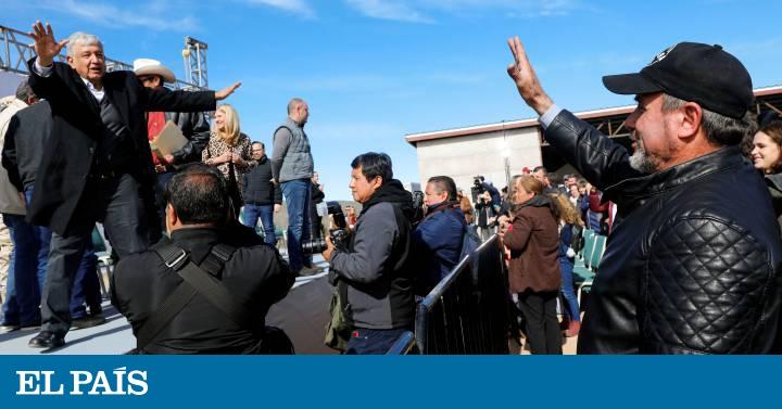 López Obrador anuncia un plan de desarrollo en la tierra de los LeBarón 1