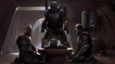 La teoría de los fanáticos de Star Wars predice el ascenso de los mandalorianos 7