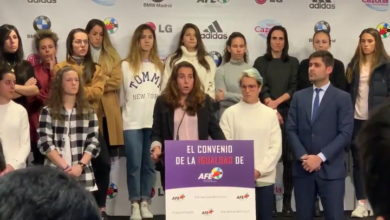 "Photo of Las futbolistas de Primera se sienten ""ninguneadas"""