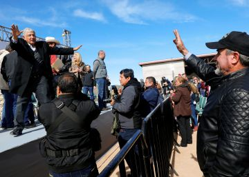López Obrador anuncia un plan de desarrollo en la tierra de los LeBarón 2